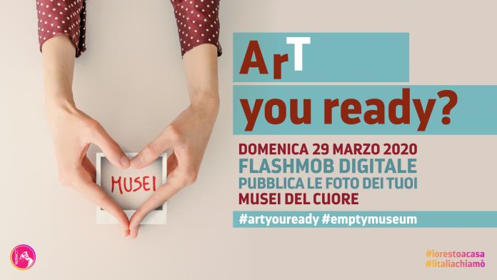 art you ready - flashmob virtuale